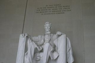 Lincoln Memorial Monument para Widescreen Desktop PC 1920x1080 Full HD
