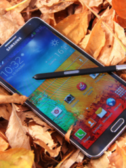 Samsung Galaxy Note 3 Mobile para LG T325 Cookie