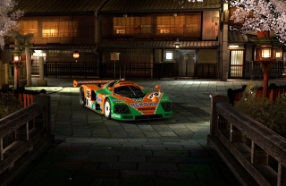 Mazda 787B Supersport para Nokia Asha 201