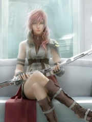 Lightning - Final Fantasy para Huawei U7520