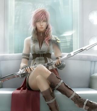 Lightning - Final Fantasy para Huawei G7300