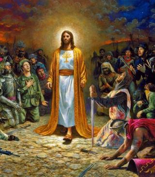 Soldiers & Jesus for Nokia N8
