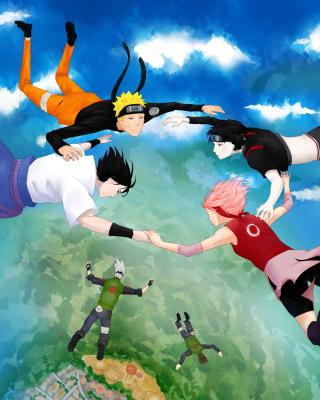 Naruto Scene for LG KF600