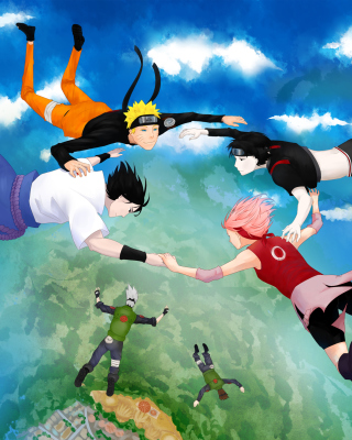 Naruto Scene for LG GD510 Pop