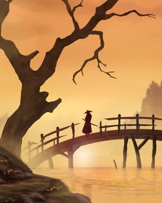Samurai on Bridge para Samsung GT-S5230 Star