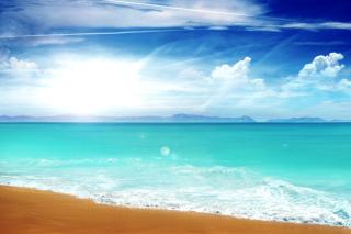 Bahamas Beach para Motorola RAZR XT910