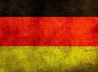 Flagge Deutschlands para Nokia X2-01