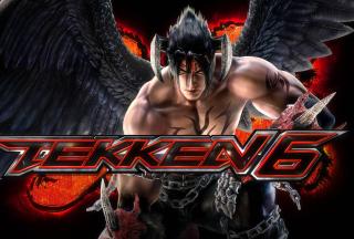 Jin Kazama - The Tekken 6 para LG 900g