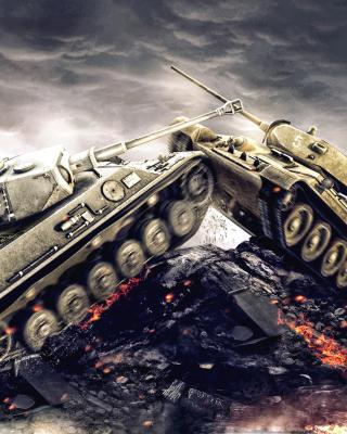 World of Tanks - WOT per Nokia Asha 306