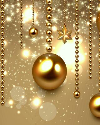 Golden Christmas Balls para Huawei G7300