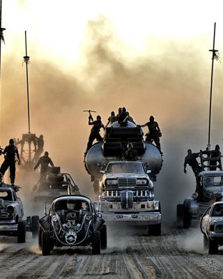 Mad Max Fury Road for Samsung SGH-T528G