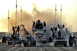 Mad Max Fury Road para Blackberry RIM Curve 9360