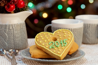 Try Merry Xmas Cookies with Mulled Wine para Samsung S5367 Galaxy Y TV