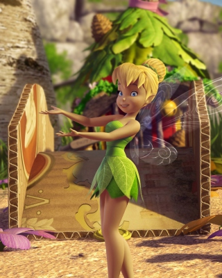 Tinker Bell And The Great Fairy Rescue 2 para Blackberry RIM Torch 9800