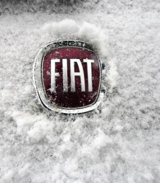 Fiat Car Emblem for 480x854