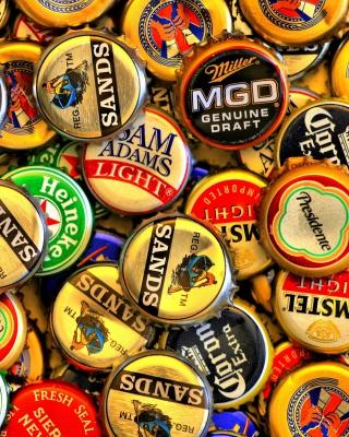 Beer caps - Amstel, Sands, Miller para Nokia 5230