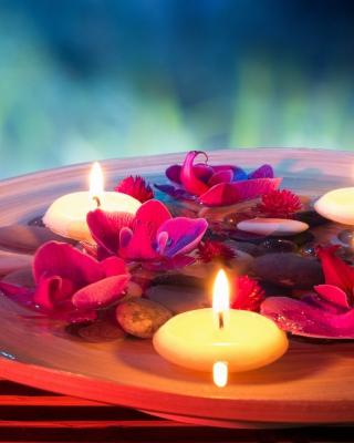 Petals, candles and Spa para Nokia 5230