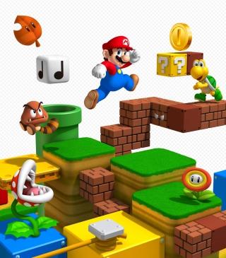 Super Mario 3D para Huawei G7300