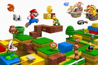 Super Mario 3D para LG E400 Optimus L3