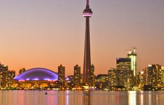 Toronto Ontario para Widescreen Desktop PC 1920x1080 Full HD