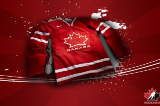 NHL - Team from Canada para Blackberry RIM Curve 9360