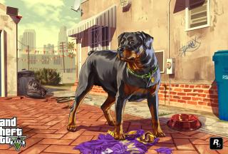 Grand Theft Auto V Dog para Motorola Photon 4G