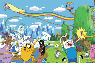 Adventure time for Sony Ericsson XPERIA X8