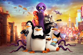 The Penguins of Madagascar 2014