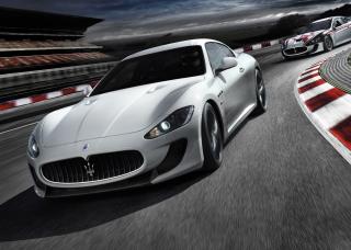 Maserati GranTurismo para LG E400 Optimus L3