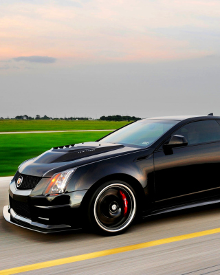 Cadillac CTS-V Coupe para Blackberry RIM Torch 9800