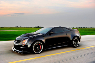 Cadillac CTS-V Coupe para Blackberry RIM Curve 9360