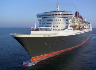 Queen Mary 2 - Flagship
