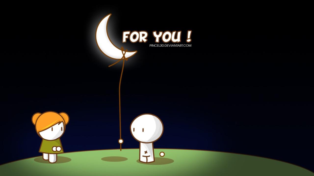 Moon For You screenshot #1