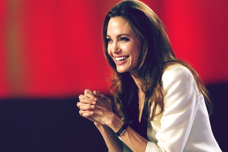 Скриншот №1 для темы Angelina Jolie