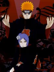 Naruto: Pein & Konan for LG KF600