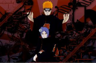 Naruto: Pein & Konan