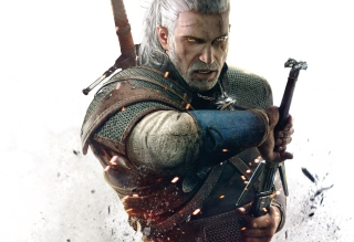 The Witcher 3 Wild Hunt Game para Nokia Asha 201