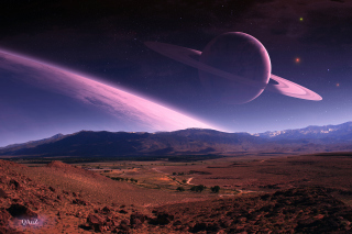 Planets In Sky