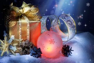 Christmas Gifts para Blackberry RIM Curve 9360