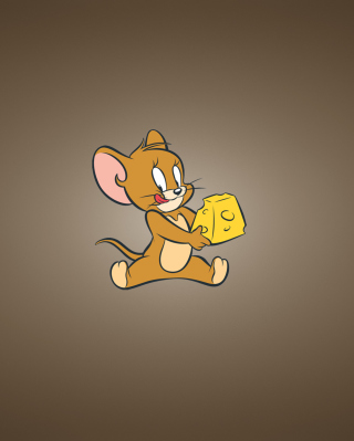 Tom And Jerry Mouse With Cheese para Nokia C2-02