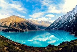 Big Mountain Lake