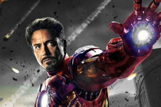 Iron Man - The Avengers 2012