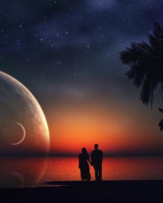 Romantic Night on Sea para Nokia 5230