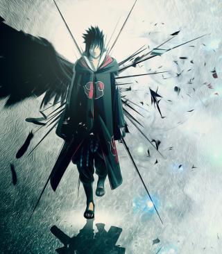 Naruto, Sasuke for LG KF600