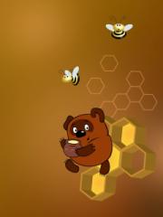 Winnie-The-Pooh And Honey para Nokia C2-02