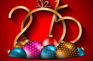 Happy New Year 2015 Decorations