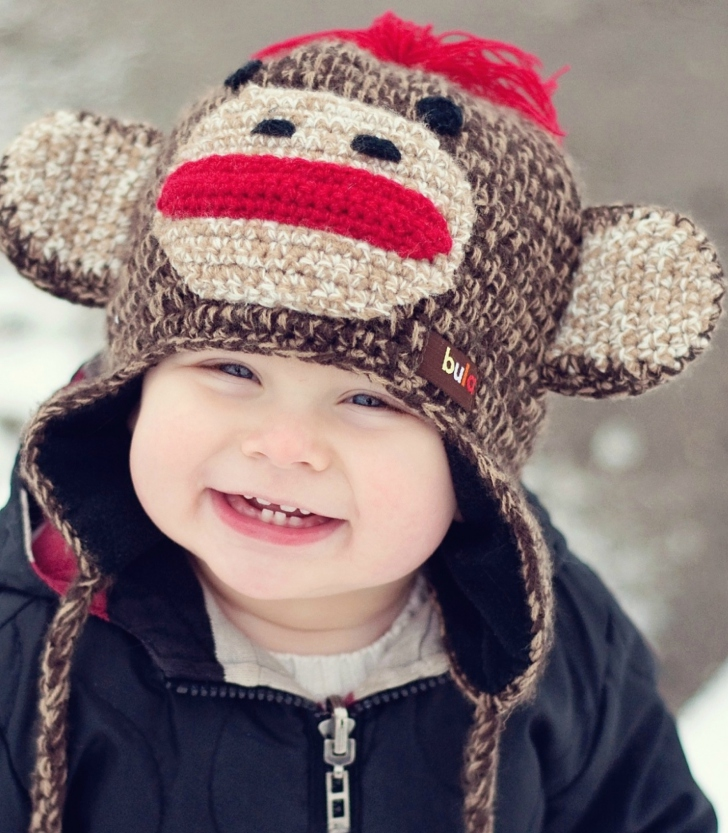 Cute Smiley Baby Boy Mobile Picture for 768x1280