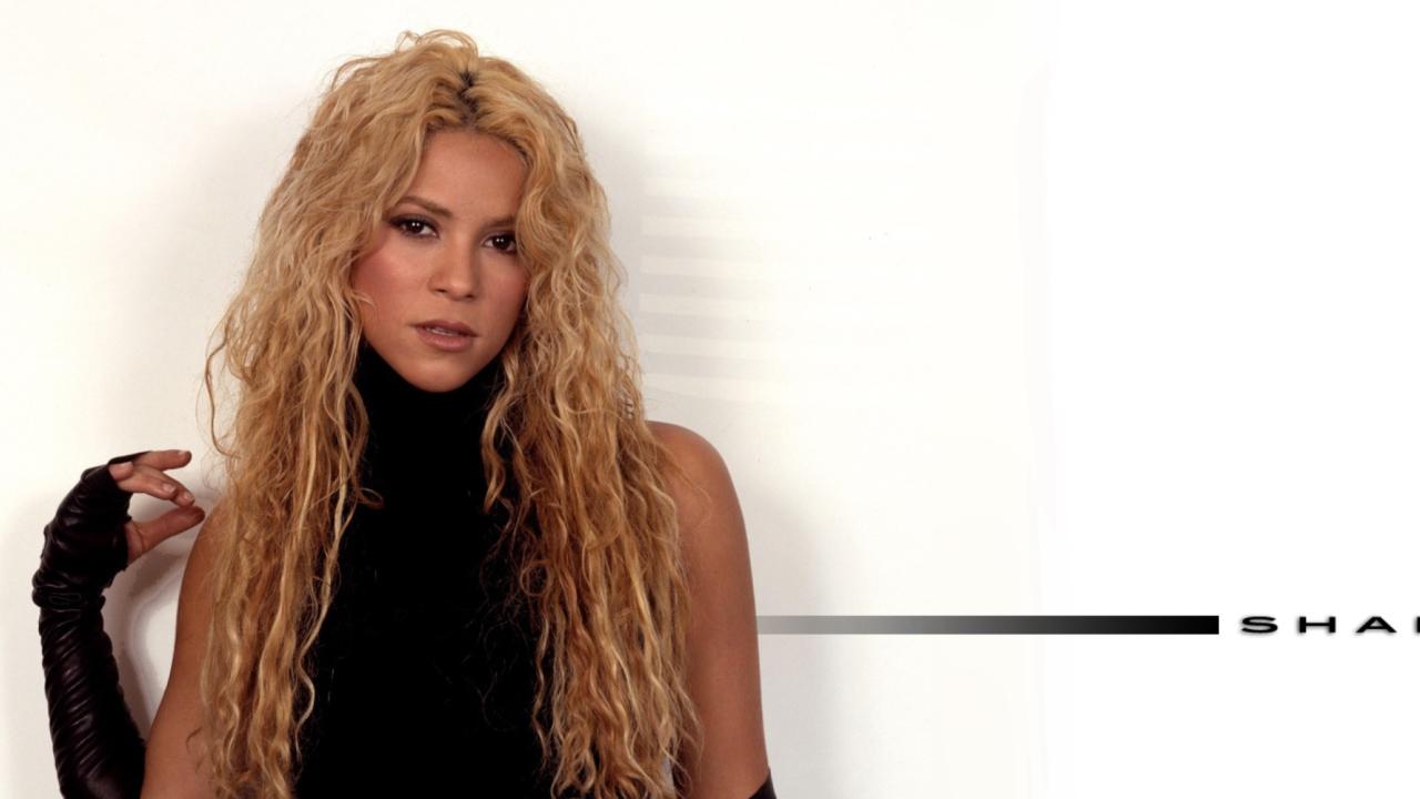 Скриншот №1 для темы Beauty Shakira