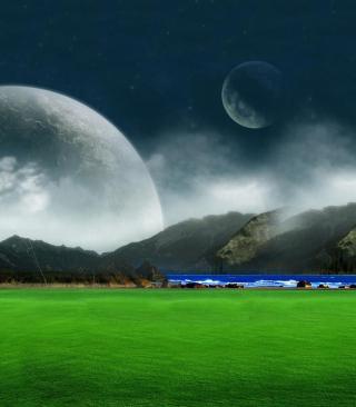 Moon Landscape para Huawei G7300