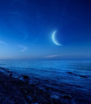 Moon On Gravel Beach para Nokia 5230